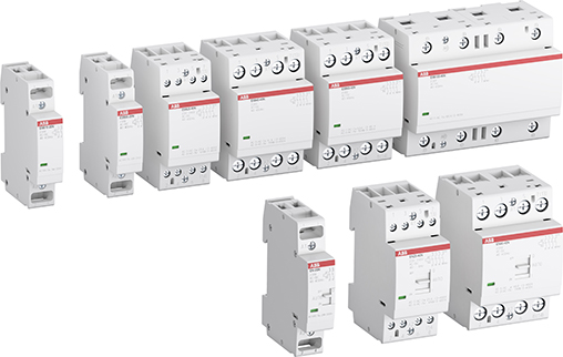 ABB launches all-new range of hum-free installation contactors